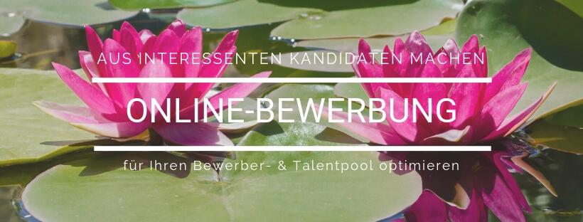 Online-Tutorial: Aus Interessenten Kandidaten für Talentpool machen - Online Recruiting Akademie